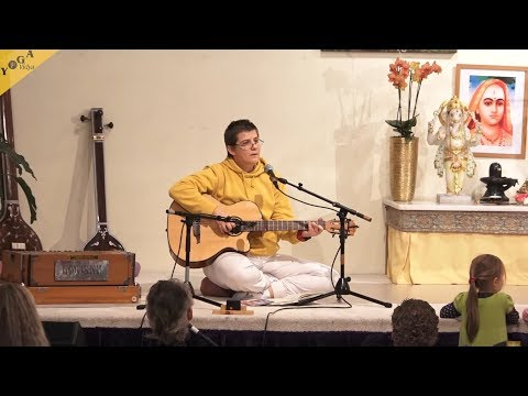 Om Tryambakam & Christmas song - by Ramashakti