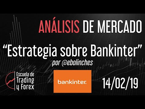 Video Análisis con Eduardo Bolinches: Estrategia sobre Bankinter, nuevo mínimo anual