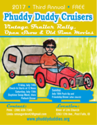 Phuddy Duddy Cruisers Vintage Trailer Rally