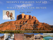 Sedona Imagery Safari with William & Clare Henry