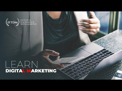 IFTDM - Learn Digital Marketing