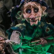FESTIVAIS: O Misterioso Caldeirão da Bruxa Zulmira   Mar-Marionetas 2019