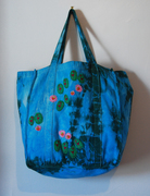 Where Did You Get That bag! Reusable Canvas Totes