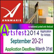 Annmarie Garden's Artsfest '14 Fine Arts Festival