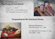 Trespassing on the American Dream