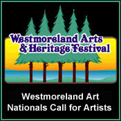 2014 Westmoreland Art Nationals Call for Entries
