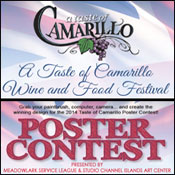 2014 Taste of Camarillo Food & Wine Festival Poster Contest