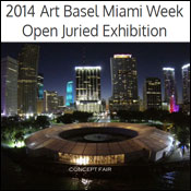 Art Basel Miami 2014/Cosmic Connections Exhibition