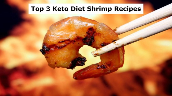 Keto Shrimp Alfredo