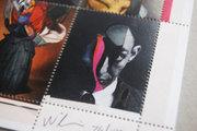 Artist Stamp No. 11 - Charles Wilkin