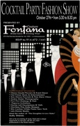 Fontanta Bridal Cocktail Party/Fashion Show