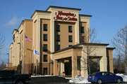 The Hampton Inn and Suites