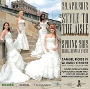 Style to the Aisle...a Bride's RUNWAY 2012