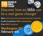 FREE ENTRY - MBA Admissions Event - Washington DC