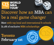 FREE ENTRY - MBA Admissions Event - Toronto