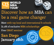 FREE ENTRY - MBA Admissions Event - San Diego