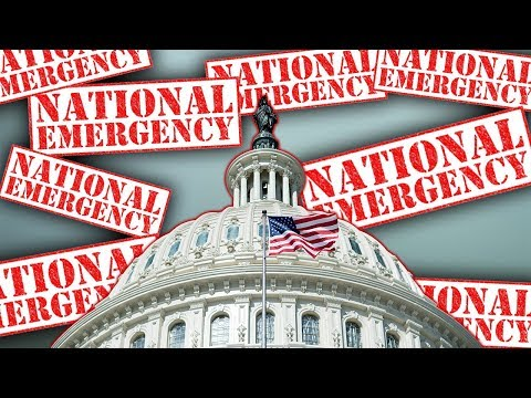 """Government by Emergency"" - #NewWorldNextWeek"
