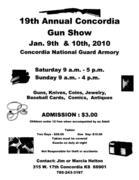 Concordia Gun Show