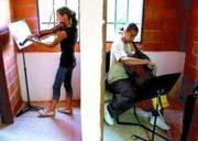 Exposición fotográfica sobre el Sistema de Orquestas Juveniles