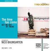 Nico Baumgarten Expo + Charla + Taller