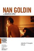 Nan Goldin por Mauricio López