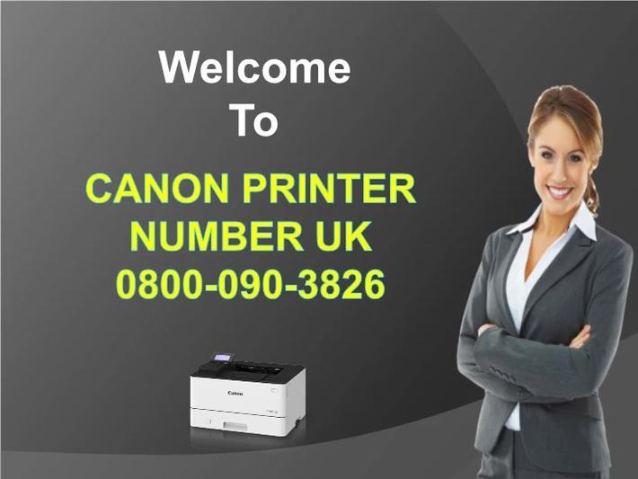 Canon Printer Support Number UK 0800-090-3826 Canon Printer Helpline UK