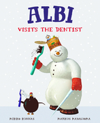 Albi the Snowman - first book in series