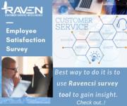 Ravencsi Survey tool provides Real Time alerts