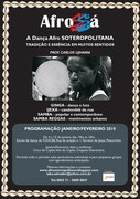 AFROSSá - a dança afro SOTEROPOLITANA.