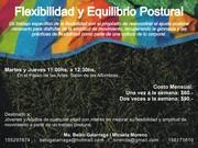 Flexibilidad y Equilibrio Postural