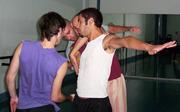 Seminario de Entrenamiento de Danza-Teatro por María José Goldín
