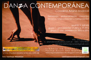 CLASES DANZA CONTEMPORÁNEA