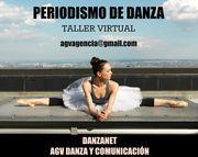 Seminario de PERIODISMO DE DANZA On Line