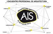 I Encuentro profesional de arquitectura (AIS)