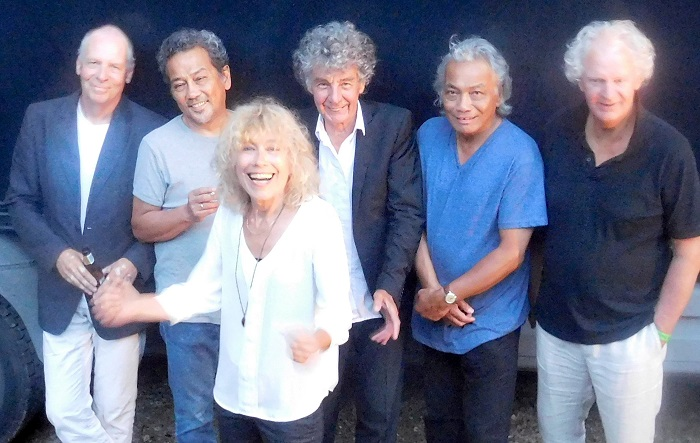 Q&A with Dutch blues band of Barrelhouse - blends into an