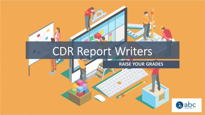 Cdr report writers
