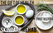 Skincare Rehab @ The Gift of Health