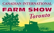 Canadian International Farm Show in Toronto