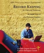 Record Keeping for Organic Farming Workshop