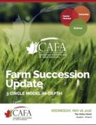 Farm Succession Update: 3 Circle Model - In-Depth