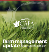 Farm Management Update: Building the Rocket Ship