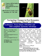 Navigating Changes in Peset Dynamics - 2 PM CEUs available