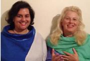 The Journey 3 day Intensive Seminar with Advanced skills Delhi Nov 2013 with Dr Rangana Rupavi Choudhuri