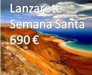 Lanzarote Semana Santa