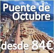 Puente de Octubre en Málaga 2 noches en Hotel 4* en Media Pensión desde 84€ con posible enlace con Crucero para Singles de 5 dias saliendo desde Málaga el 9 Oct)