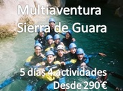 Rafting y Barrancos en Sierra de Guara