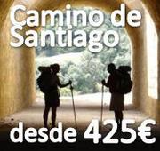 El Camino de Santiago en el Puente de Diciembre