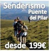 Senderismo Puente del Pilar ::: 3 dias y 2 noches :::