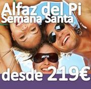 Semana Santa 2013 : Diversión y Fiesta en Alfaz de Pi (Alicante) :: BUS CONFIRMADO DESDE MADRID!!