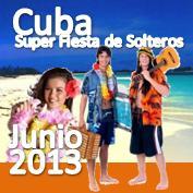 Encuentro Internacional de Singles en VARADERO CUBA JUNIO 2013